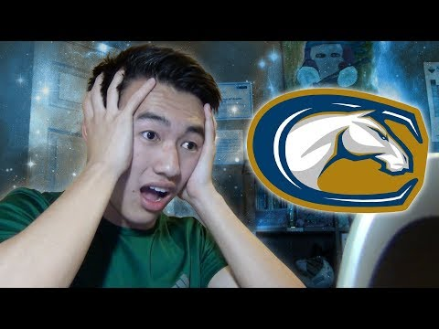 MY UC DAVIS DECISION REACTION! | Waddle's College Decision 2019!