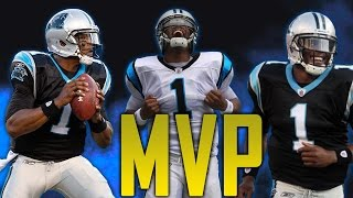 "Cam Newton Ultimate MVP Highlights (2015-2016) ᴴᴰ || ""The New Face Of The NFL"""