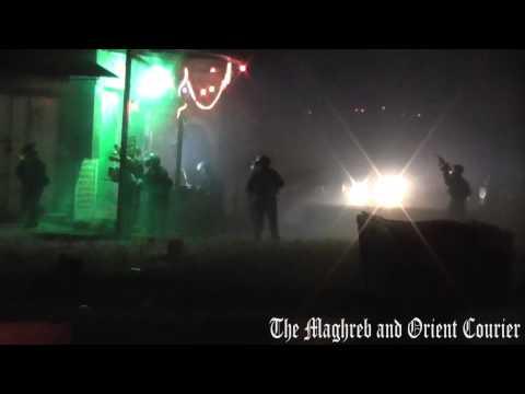 La Bataille de Qalandia - Palestine - 24/07/2014