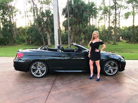 2014 BMW M6 Convertible Review/TestDrive W/MaryAnn For Sale By: AutoHaus Of Naples