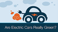electric vehicles are they really green essay