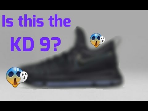 Nike Unveils The KD 9!