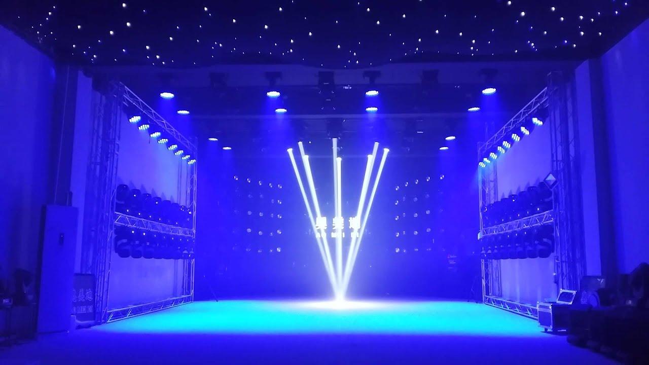 Stage Show From Guangzhou Ao Mei Di Lighting Equipment CoLtd