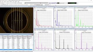 TEMA Motion Analysis   Vibration of guitar strings
