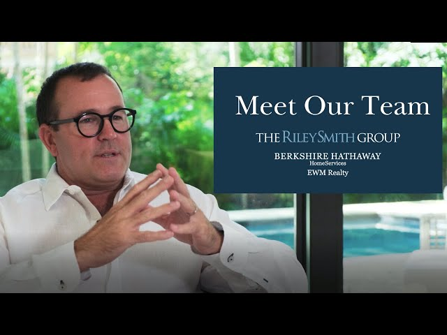 Meet Our Team - The Riley Smith Group