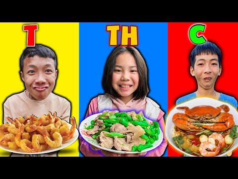 Thái Chuối | Nấu Ăn Theo Tên Thành Viên Trong Team Trẻ Trâu – Bữa Cơm Vui Nhộn