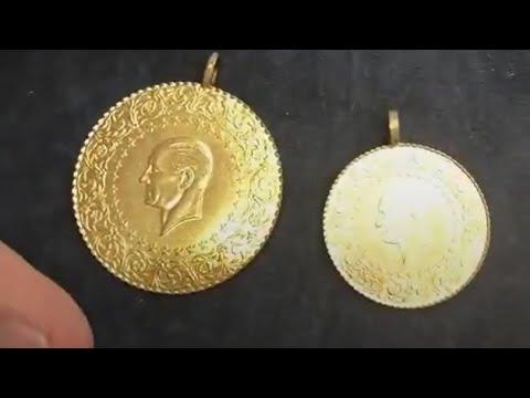 Ceyrek Altın kaç gram, Yarım Altın, Ziynet Altın(Tam Altın), Gremse altın kaç ay