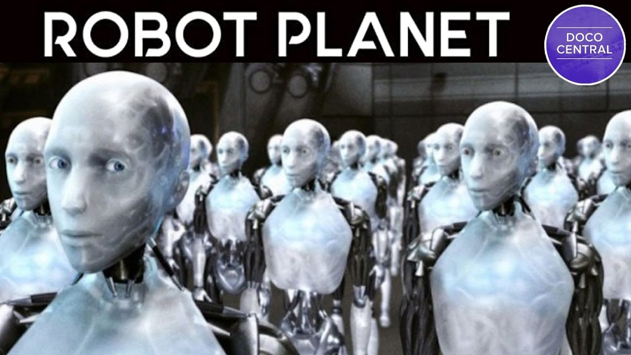 Real Life Robot Planet | Are We Doomed?