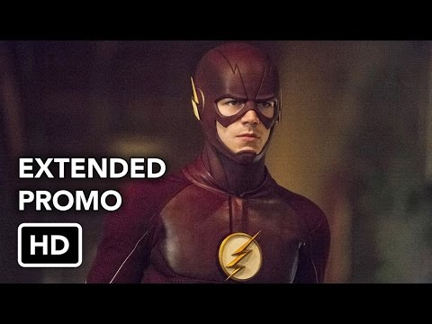 The Flash 2x02 Extended Promo