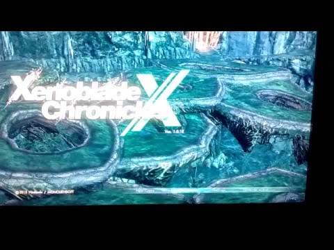 Xenoblade Chronicles X - save file not loading (temporarily fix found)