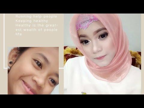 Make up barbie doll tutorial keren dan cantik banget / the power of makeup