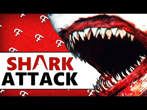 Shark Attack 2 Deathmatch - FranDaSharkMan1! (Gameplay - Comedy Gaming)