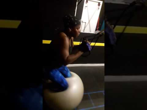 Dynamic core training