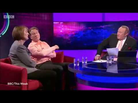 Andrew Neil forced to intervene as Harriet Harman tries to push 'Remainer agenda' on BBC