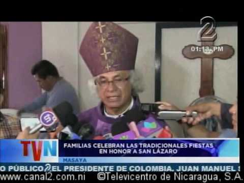 San Tradicionales Masaya De Las LázaroCanal2 Celebra Fiestas jLqGVSzpUM