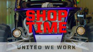 United We Work: Shop Time