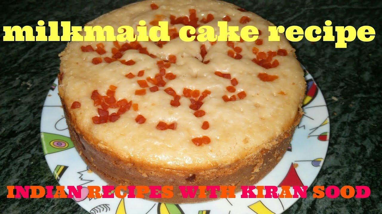 Milkmaid Cake Recipes In Sinhala: Milkmaid Cake Recipe