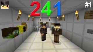 241 - Levels 1-3 feat. rsmalec (1/11) | Minecraft Co-op Puzzle Map