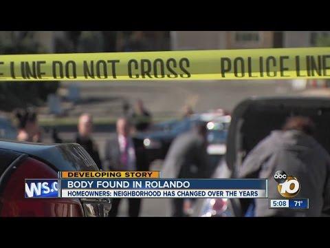 Man found dead in Rolando home, signs of blunt force trauma