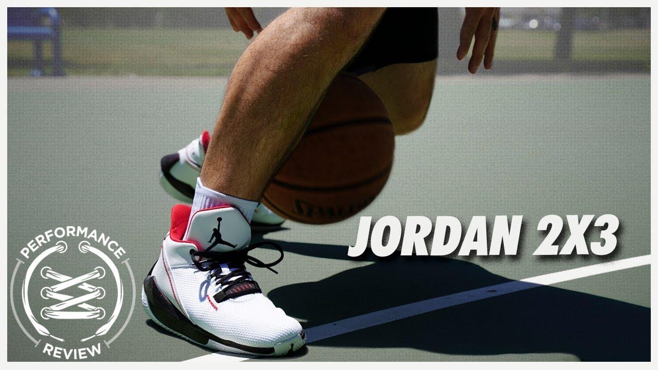Jordan 2X3 Performance Review - WearTesters