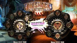BioShock Infinite Vigor Tips & Strategy 301: Shock Jockey & Devil