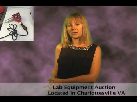 Lab Equipment Auction