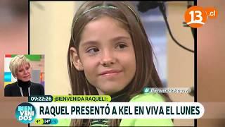 La primera aparición de Kel Calderón   Bienvenidos