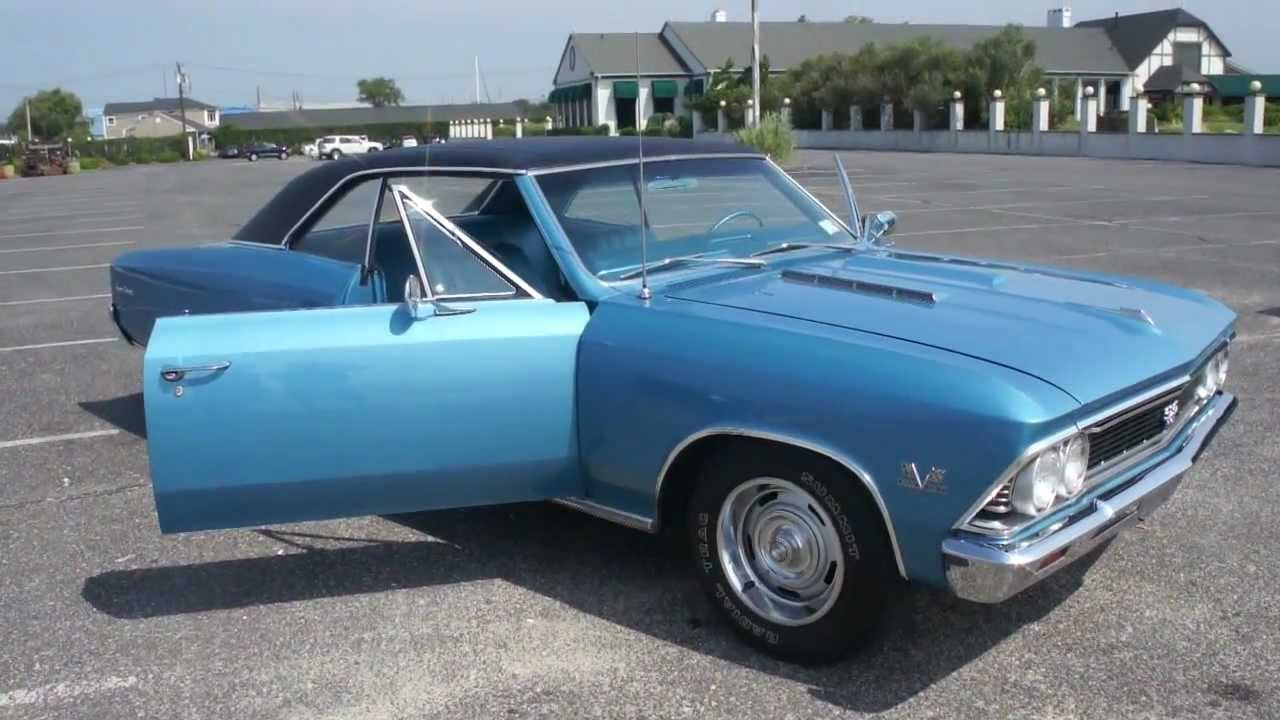 New Chevelle Ss >> ~~SOLD~~1966 Chevrolet Chevelle SS For Sale~Real 138~396/360hp~4 Speed - YouTube