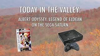 The Video Game Valley - Albert Odyssey Legend of Eldean (Sega Saturn)