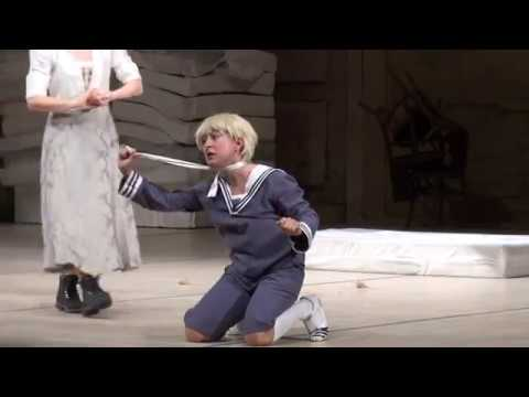 EBRU KAPTAN - Lenozze di Figaro Opera(2013) ''Cherubino'' Film:Anıl Baysan