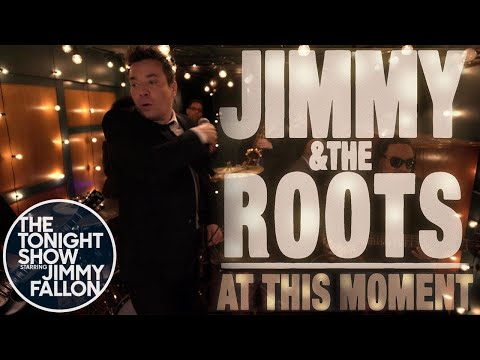 Cover Room: Jimmy Fallon and The Roots -