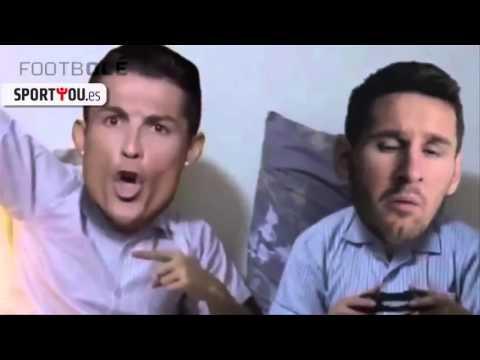 Cristiano Ronaldo Dan  Messi  (persahabatan Bagaikan Kepompong)