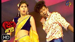 Sukumar and Greeshma Performance | Dhee Jodi | 13th February 2019 | ETV Telugu