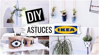 DIY IKEA HACKS / Astuces Deco Tendance & Pas Chère