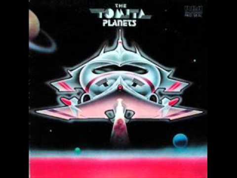Tomita Planets - Mercury, The Winged Messenger