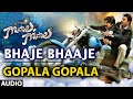 Download Bhaje Bhaaje Full Audio Song || Gopala Gopala || Venkatesh, Pawan Kalyan, Shriya Saran MP3 song and Music Video