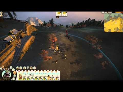 Total War: Shogun 2 - Second Battle of Fukui 1547