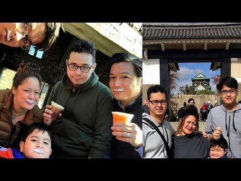 Manilyn Reynes family vacation in Japan! Ang saya nila!