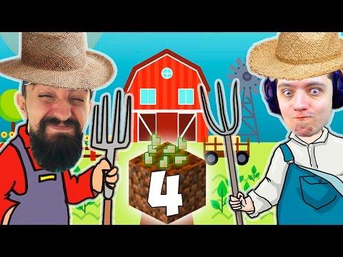 НАШЛИ ЛОГОВО ФЕМЕНИСТОК В МАЙНКРАФТЕ | Два Веселых Фермера #4 | Майнкрафт с модами