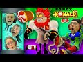 - ROBLOX RONALD 3!  FGTeeV vs The Mad Scientist Lab ESCAPE! Use Star Code: FGTeeV