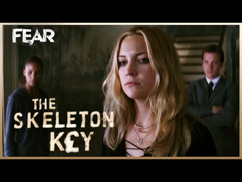 Cecile Finds Her New Body (Final Scene) | The Skeleton Key