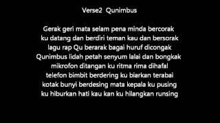 Qumulus Qunimbus ft Wanie Ellis - Lenggang-Lenggok