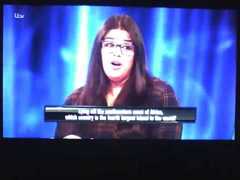 A question about the fourth largest island on Tipping Point.