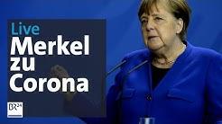 BR24live: Angela Merkels Regierungserklärung zur Corona-Pandemie