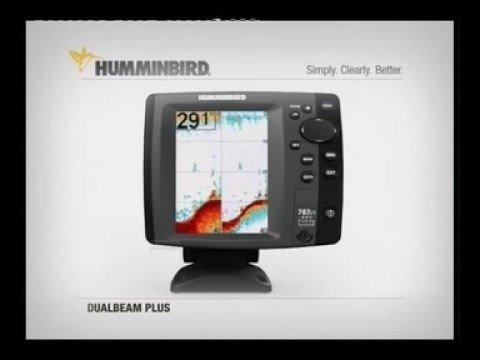 Humminbird Dual Beam Sonar
