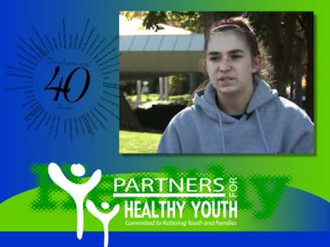 Partners for Healthy Youth: 40 Assets in Kettering