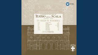 """Un ballo in maschera, Act 2: """"Ve', se di notte qui colla sposa"""" (Renato, Amelia, Chorus,..."""
