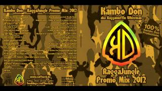 RaggaJungle Promo Mix 2012 by Kambo Don aka Raggamuffin Whiteman - 74min - FREE DOWNLOAD