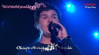 [Vietsub] 7 Years - Lukas Graham [Live][Lyrics On Screen]