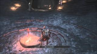 Dark Souls 3 How to get Havels Ring!